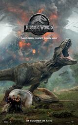 Jurassic World 2: Das gefallene Königreich - Poster