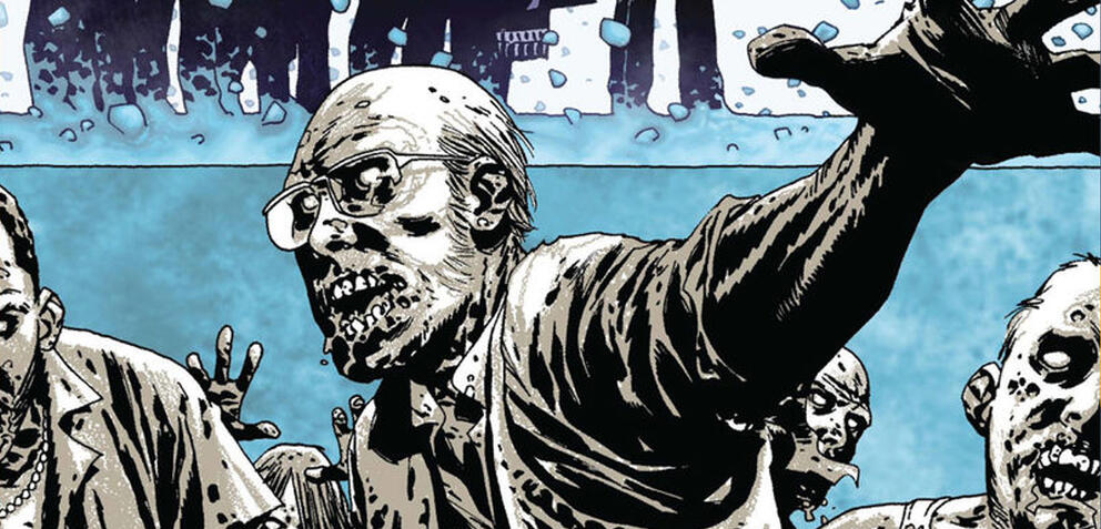 The Walking Dead #15: We Find Ourselves