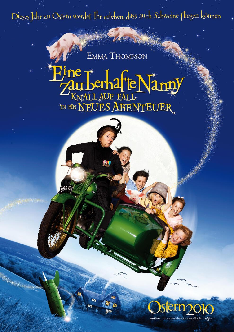 Eine Zauberhafte Nanny 2 Stream