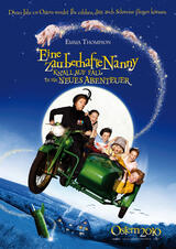 Eine zauberhafte Nanny - Knall auf Fall in ein neues Abenteuer - Poster