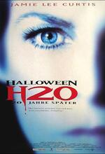 Halloween H20: 20 Jahre später Poster