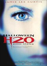 Halloween H20: 20 Jahre später - Poster