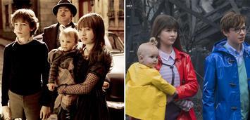 Bild zu:  Die Baudelaires im Film und in der Serie