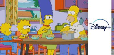 Wichtige Teile des Simpsons-Bildes fehlten bei Disney+