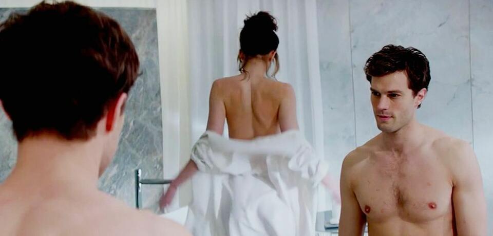 Spot Bilder Fifty Shades Of Grey Berüchtigte Szene Nicht Im Film