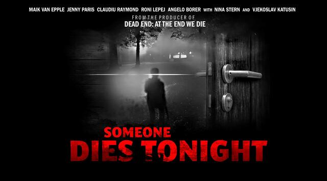 """""""Someone Dies Tonight"""" Cover"""