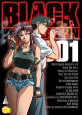 Black Lagoon - Staffel 1 - Poster