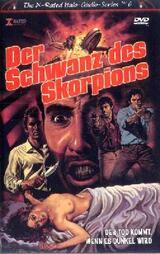Der Schwanz des Skorpions - Poster