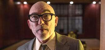 Jackie Earle Haley in Preacher