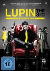 Lupin the 3rd - Der Meisterdieb - Poster