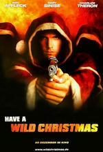 Wild Christmas Poster
