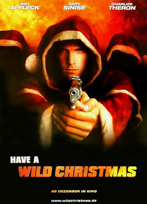 charlize theron wild christmas