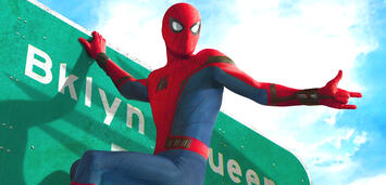 Bild zu:  Spider-Man: Homecoming