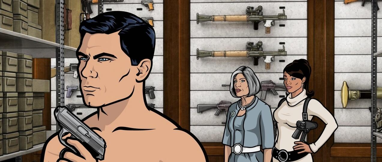 Archer Staffel 6