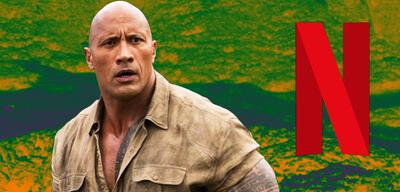 Dwayne Johnson dreht erstmals für Netflix