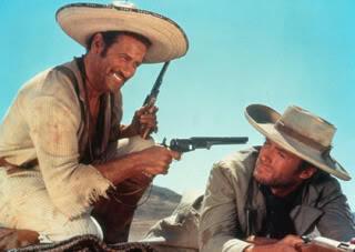 Zwei glorreiche Halunken mit Clint Eastwood