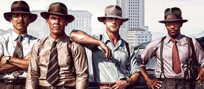 Bis wir diese Herren im Kino sehen können, wird es noch eine Weile dauern