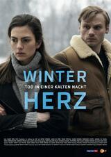 Winterherz - Tod in einer kalten Nacht - Poster