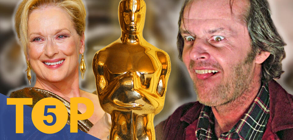 Meryl Streep und Jack Nicholson