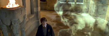 Harry Potter und die Kammer des Schreckens: Harry findet den Fast kopflosen Nick