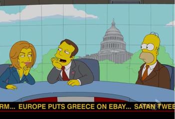 """Die Simpsons: """"Im Rausch der Macht"""""""