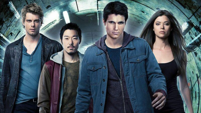 The Tomorrow People mit Robbie Amell