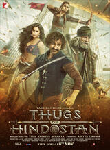 Thugs of Hindostan - Poster