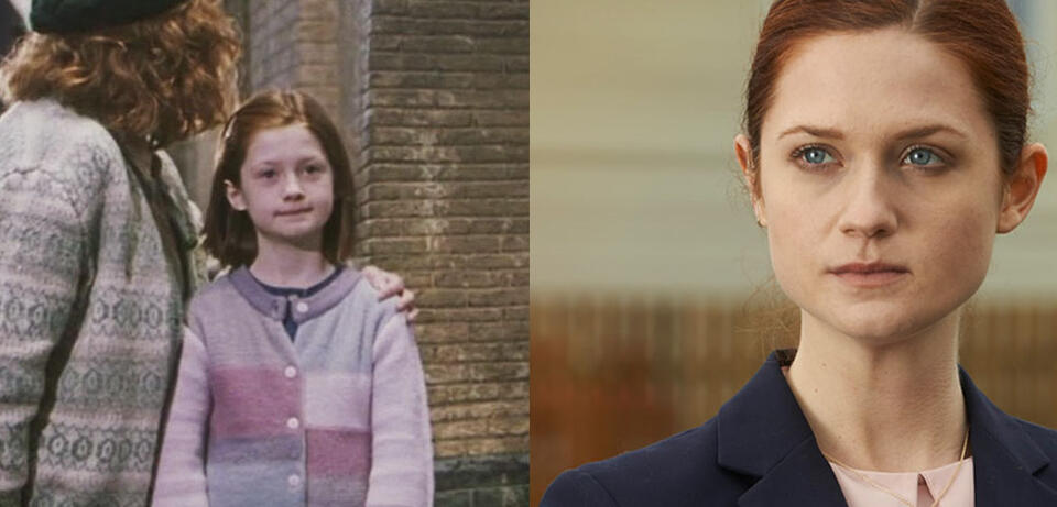 Bonnie Wright spielte Ginny Weasley