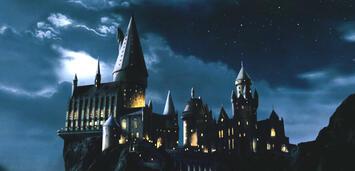 Bild zu:  Harry Potters Schule Hogwarts