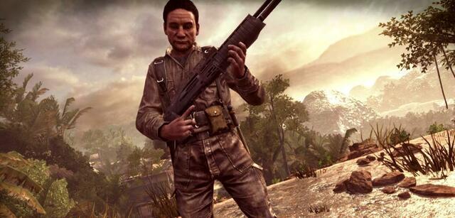 Diktator Noriega in Call of Duty: Black Ops 2