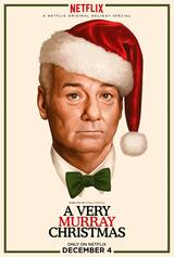 A Very Murray Christmas - Poster