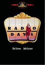 Radio Days - Poster