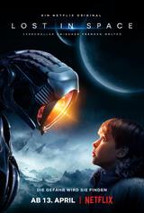 Lost in Space - Verschollen zwischen fremden Welten - Poster