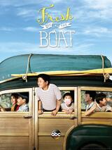 Fresh Off the Boat - Staffel 3 - Poster