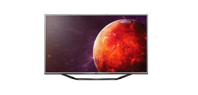 Der LG 4K-Fernseher überzeugt durch sein 65 Zoll Display.
