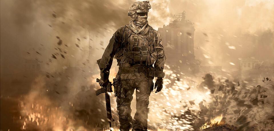 Auf welchen Platz schafft es wohl Modern Warfare 2?