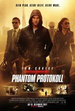 Mission: Impossible 4 - Phantom Protokoll Poster