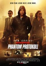 Mission: Impossible 4 - Phantom Protokoll - Poster