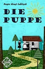Die Puppe - Poster