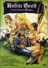 Robin Hood und seine lüsternen Mädchen - Poster