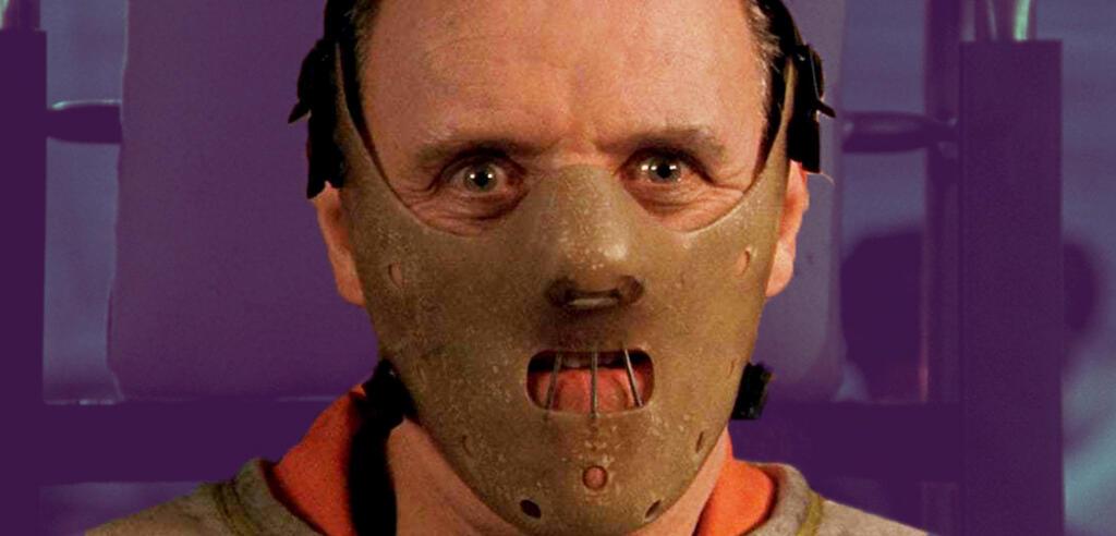 Hannibal Lecter in Das Schweigen der Lämmer