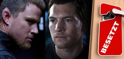 Channing Tatum in Jupiter Ascending / Sam Worthington in Avatar