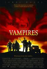 John Carpenters Vampire Poster
