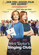 Mrs. Taylor's Singing Club - Poster