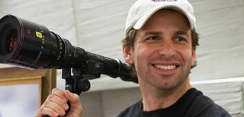 Bild zu:  Zack Snyder am Set von Watchmen