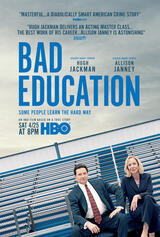 Bad Education - Poster