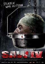 Saw IV - Poster