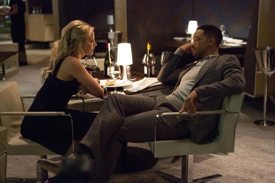 Focus mit Will Smith und Margot Robbie