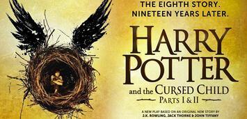 Bild zu:  Harry Potter and the Cursed Child