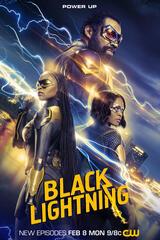 Black Lightning - Poster
